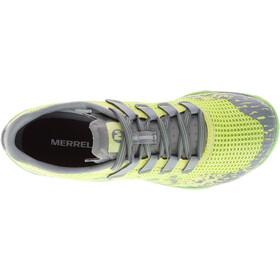 Merrell Trail Glove 5 Sko Damer, sunny lime